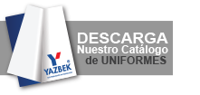catalogo uniformes yazbek
